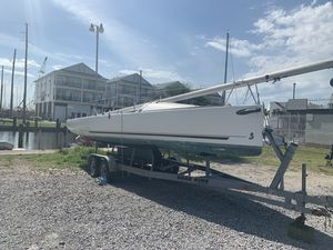 Used Beneteau First Class 7.5 Daysailer Sailboat For Sale