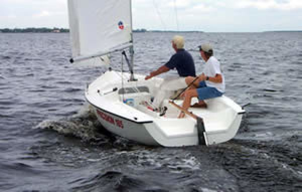 Used Precision 185 Daysailer Sailboat For Sale