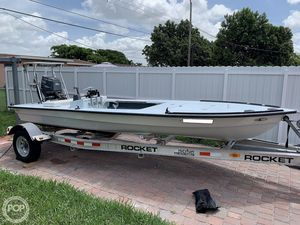 Used Hells Bay 18 Waterman Flats Fishing Boat For Sale