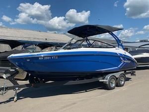 Used Yamaha Boats 242 E-SERIES Jet Boat For Sale