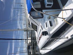 Used Gemini 3200 Catamaran Sailboat For Sale