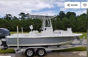 Used Sea Hunt 22bxbr Center Console Fishing Boat For Sale