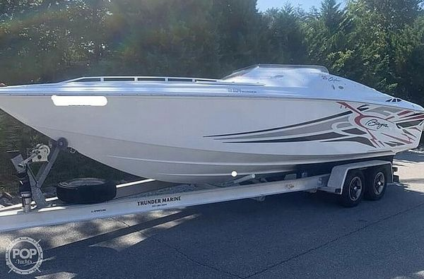 Used Baja Outlaw 25 High Performance Boat For Sale