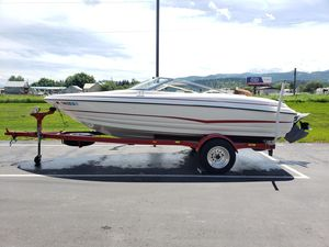 Used Larson 180 Runabout Boat For Sale