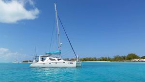 Used Voyage Yachts Maxim 380 Catamaran Sailboat For Sale