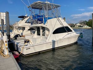 Used Luhrs 34 Convertible Sports Fishing Boat For Sale