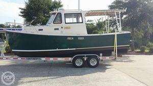 Used Atlas Acadia 25 Trawler Boat For Sale