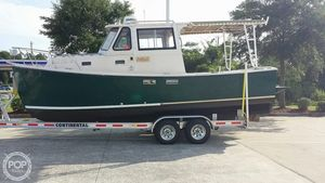 Used Atlas Acadia 25 Trawler Boat For Sale