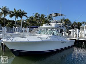 Used Luhrs 36 Sports Fishing Boat For Sale