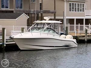 Used Hydra-Sports 29 Walkaround Fishing Boat For Sale