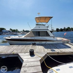 Used Trojan 36 Sports Fishing Boat For Sale