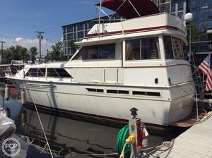 Used Pacemaker 46 Aft Cabin Boat For Sale
