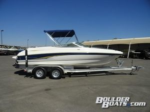 Used Chaparral 210 SS Bowrider Boat For Sale