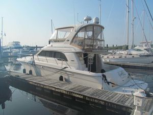 Used Sea Ray 480 Sedan Bridge Cruiser Boat For Sale