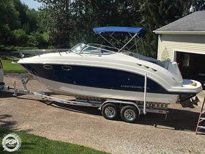 Used Chaparral Signature 250 Express Cruiser Boat For Sale