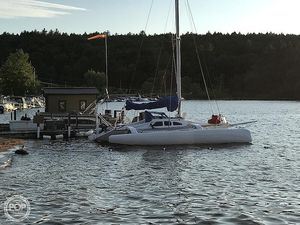 Used Farrier F25C Cruiser Sailboat For Sale