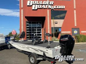 Used Lund 1775 Renegade Freshwater Fishing Boat For Sale