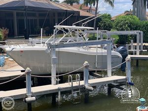 Used World Cat 255DC Power Catamaran Boat For Sale