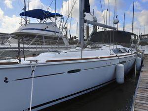 Used Beneteau 46 Cruiser Sailboat For Sale