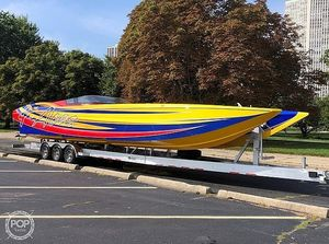 Used Mti 42 High Performance Boat For Sale