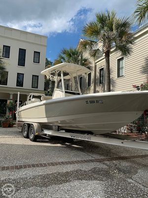 Used Boston Whaler Dauntless 24 Center Console Fishing Boat For Sale