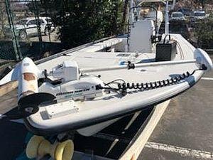 Used Baycraft Flats 180 Skiff Fishing Boat For Sale