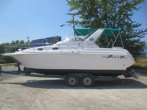 Used Donzi 275 Lxc Aft Cabin Boat For Sale