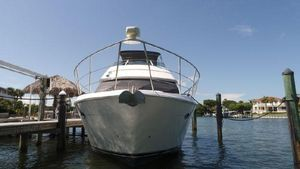 Used Carver 45 Voyager Flybridge Boat For Sale