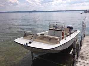 Used Boston Whaler Montauk Center Console Fishing Boat For Sale