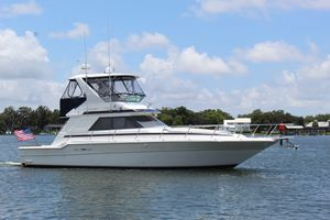 Used Sea Ray 440 Convertible Motor Yacht For Sale
