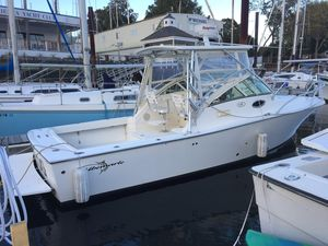 Used Albemarle 280 Express Saltwater Fishing Boat For Sale