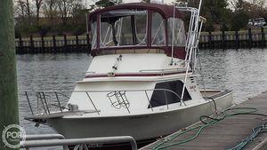 Used Blackfin 32 Flybridge Sports Fishing Boat For Sale