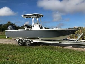 New Tidewater 2500 Carolina Bay Boat For Sale