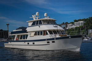 Used Alaskan Motor Yacht For Sale