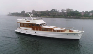 Used De Vries Lentsch Motor Yacht For Sale
