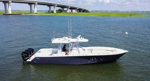 Used Seavee 390 B Center Console Fishing Boat For Sale