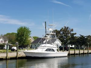 Used Blackfin 33 Sportfish Bridge Sports Fishing Boat For Sale
