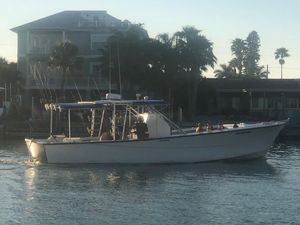 Used Dorado 40 CC Saltwater Fishing Boat For Sale