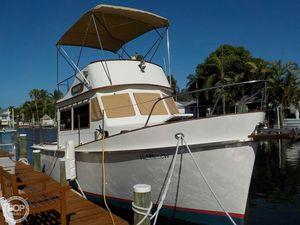 Used Cheoy Lee 28 Sedan Trawler Boat For Sale
