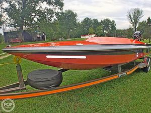 Used Laser 19 Runabout Boat For Sale