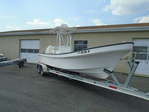 Used Panga 25 Center Console Center Console Fishing Boat For Sale