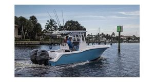 New Tidewater 256 CC Adventure Center Console Fishing Boat For Sale