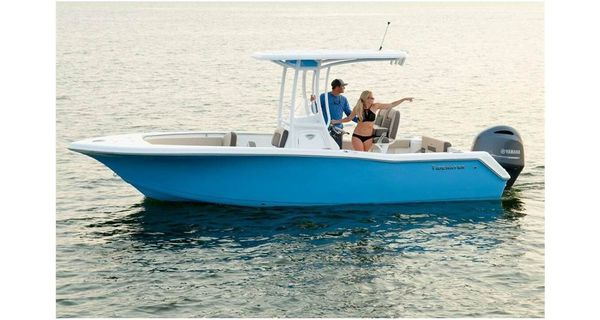New Tidewater 220 CC Adventure Center Console Fishing Boat For Sale