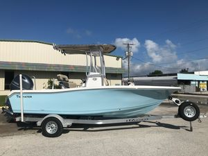 New Tidewater 198 CC Adventure Center Console Fishing Boat For Sale