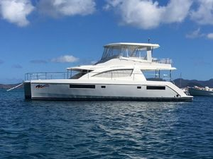 Used Leopard 51 Powercat Power Catamaran Boat For Sale