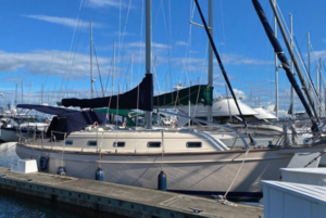 Used Island Packet Cruiser Sailboat For Sale
