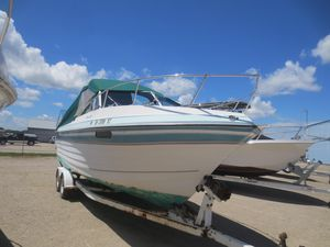 Used Thompson 240L Freshwater Fishing Boat For Sale
