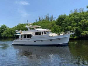 Used Grand Banks 59 Aleutian RP Motor Yacht For Sale