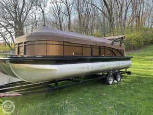 Used Bennington 25ssrx premium Pontoon Boat For Sale