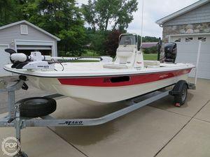 Used Mako Pro Skiff 19 CC Skiff Fishing Boat For Sale
